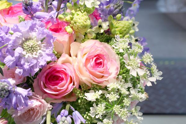 ナハトマンと季節のお花と暮らすフラワーライフ